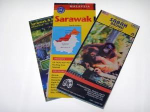 Sarawak, Brunei & Sabah